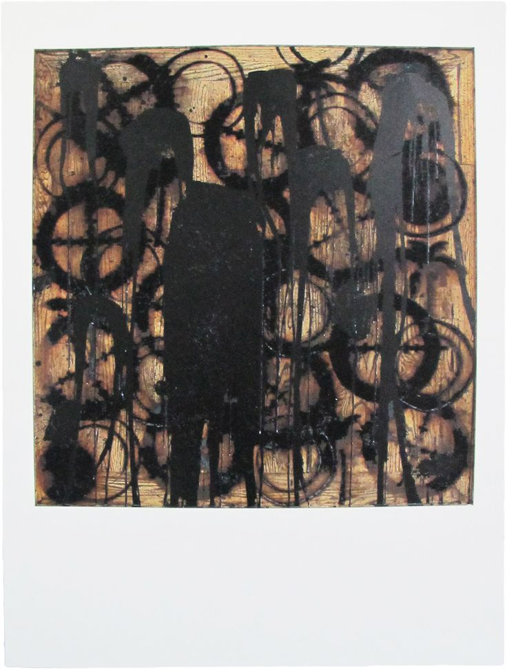 Untitled Print (Good Days) by Rashid Johnson on Paddle8. Paddle8 is a marketplace for collectors, presenting auctions of extraordinary art and objects.