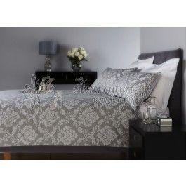 Behrens Hotel Collection Damask - lenjerie de pat de lux 2 persoane