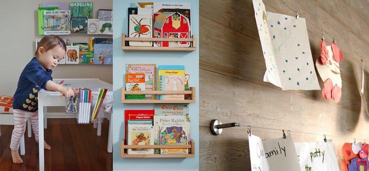 Stiekem staat ons huis bomvol Ikea-spullen: goedkoop, mooi design en makkelijk verpakt. Maar wist je ook dat de Zweedse winkel veel spullen heeft die je makkelijk kunt verbouwen tot nóg handigere (en uniekere) spullen voor je huis? Hieronder onze favoriete life hacks voor kinderspeelgoed, -speelkamers en -slaapkamers. Waarom hebben wij hier niet aan gedacht? De […]