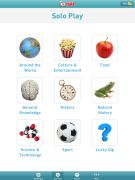 DK quiz - (app) over 100 free quizzes to test general knowledge on a wide range of subjects