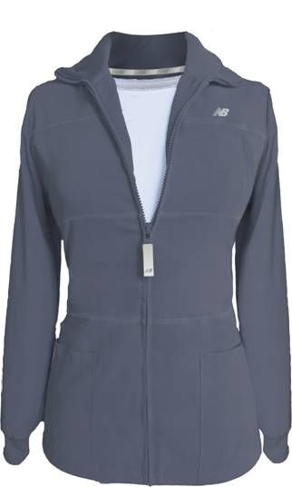 New Balance Stat Jacket. Smolder Gray. $30.99. Fancy Scrubs. size small