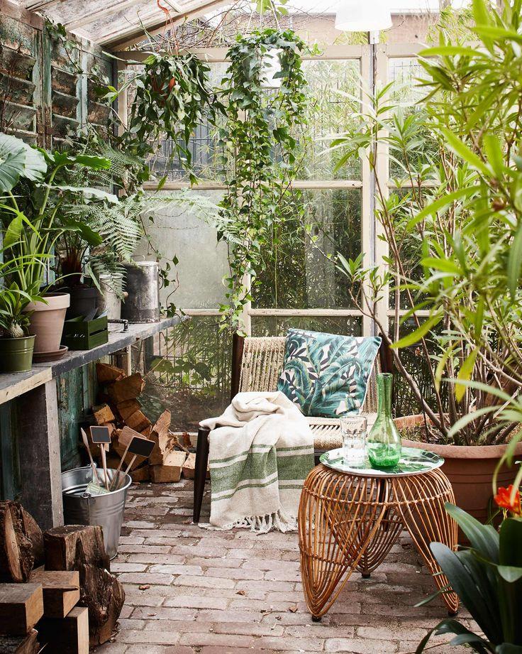 #green #botanical styling: Cleo Scheulderman photo: Jeroen van der Spek made for @vtwonen
