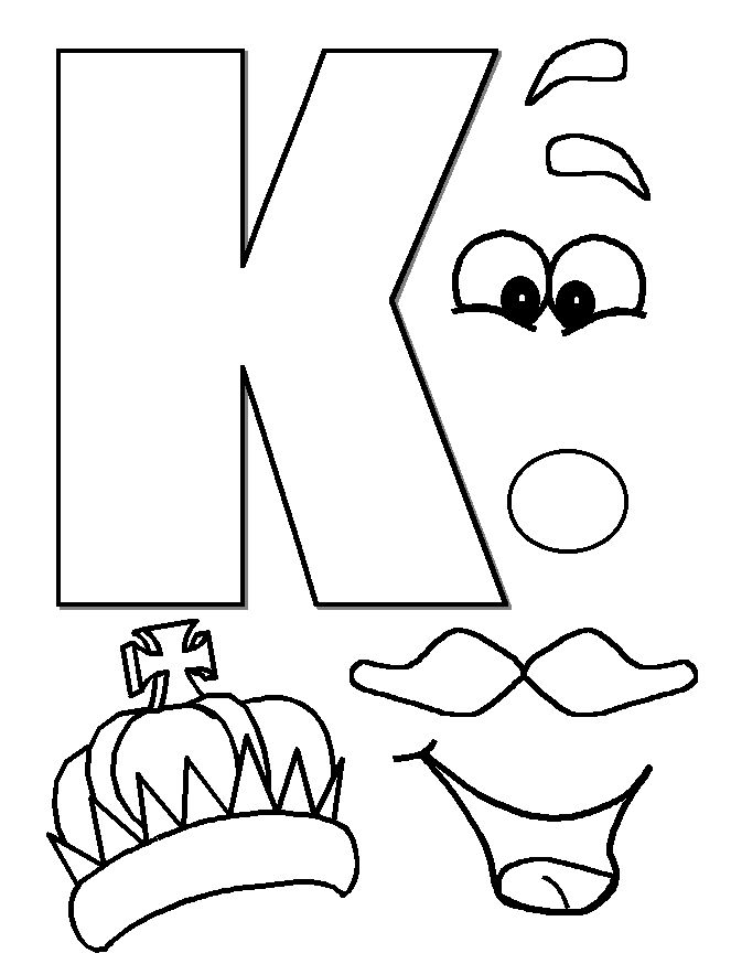 25 best ideas about letter k crafts on pinterest letter for Letter k crafts for toddlers