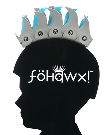 Take a look at this Wavz Helmet Accessory by fohawx! on #zulily today!