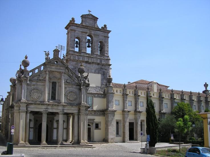 Igreja da Graça - Evora - Portugal