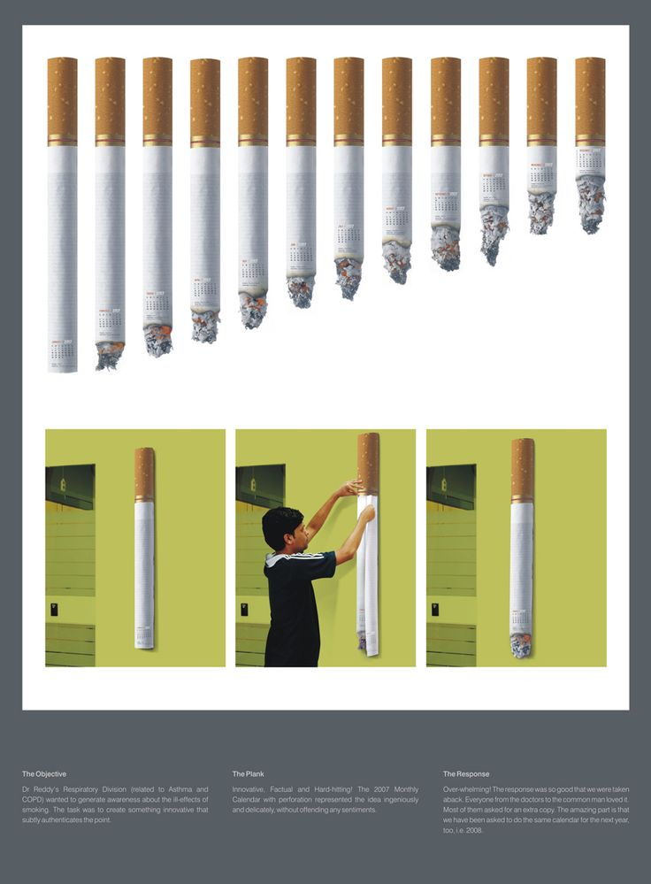 Anti Cigarrillo - Dr Reddy's Laboratories - Calendar_01