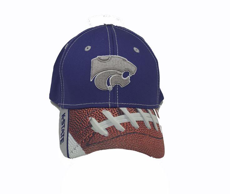 Kansas St. ildcats Football Cap