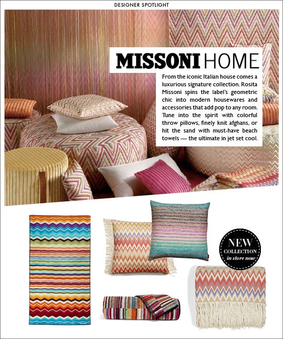 Missoni Home Europe: 1000+ Images About Missoni Home On Pinterest