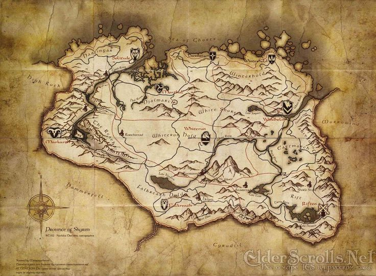 #7 I would love to go to Skyrim even though it's a fictional place