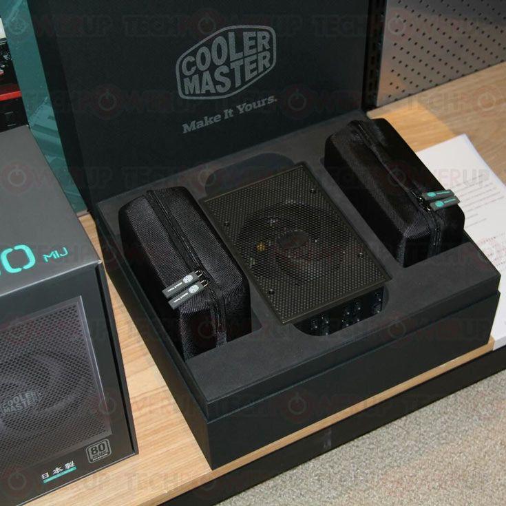 Блок питания Cooler Master MasterWatt Author ME 1200 W имеет сертификат 80 Plus Titanium