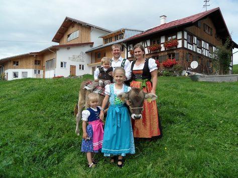 Urlaub auf dem Bauernhof Allgäu