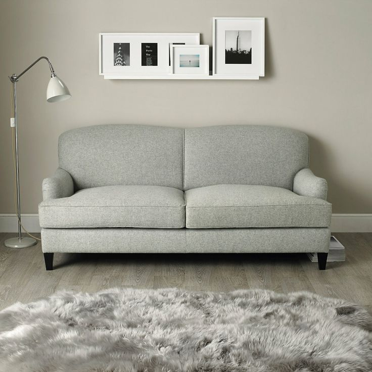 Einfache Dekoration Und Mobel Sessel Mal Ganz Anders #29: Modern Country Style: The Howard Sofa: A Modern Country Classic Click  Through For Details