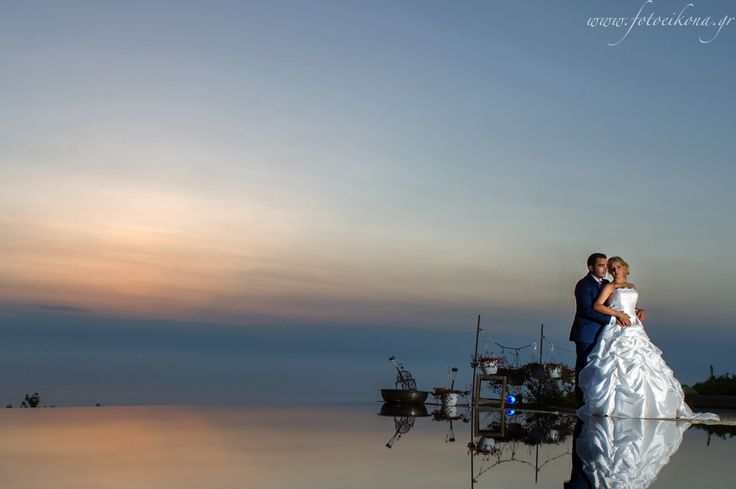 Romantic wedding photography #Lefkas #Ionian #Greece #wedding #weddingdestination Eikona Lefkada Stavraka Kritikos