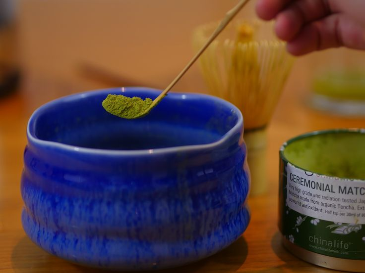 Ceremonial Matcha Set - The complete set of authentic tools for the real taste of bamboo whisked matcha
