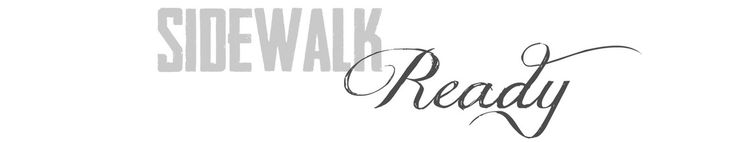 Sidewalk Ready - Everyday Fashion Blog - Kayley Heeringa