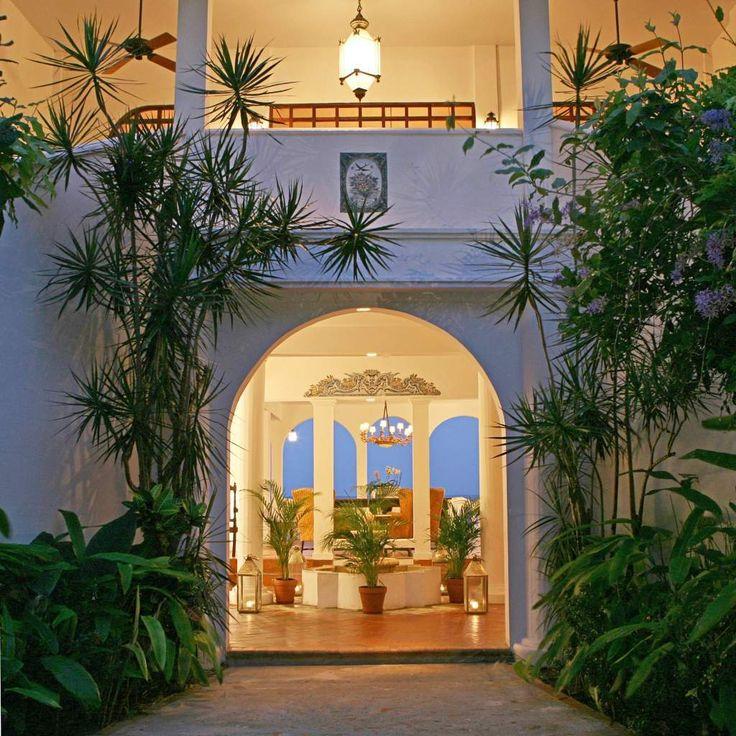 Horned Dorset Primavera Hotel—Rincon, Puerto Rico. #Jetsetter