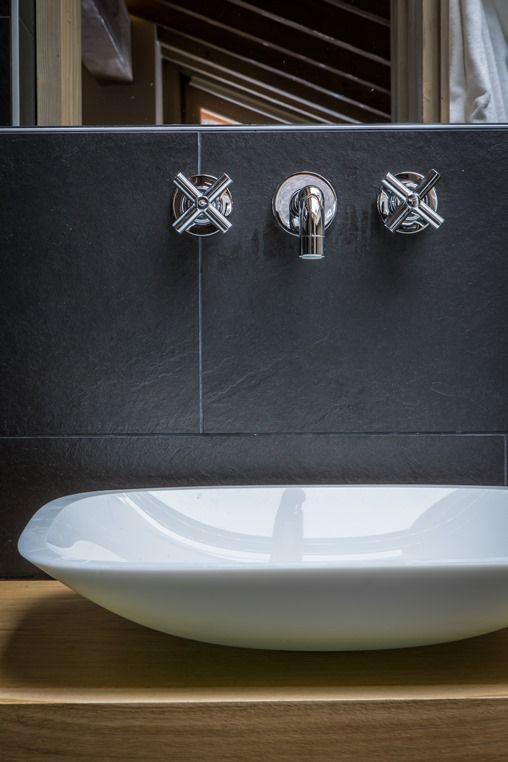 Chalet La Rosière - Bathroom 2 detail