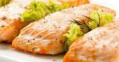 Saiba Como Fazer Postas de Peixe na Airfryer com uma Receita de Salmão. Aprenda a preparar Posta de Peixe Sequinha na Fritadeira Airfryer.