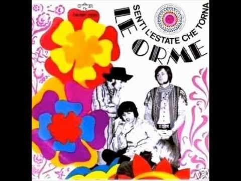 Le Orme - Senti l'estate che torna (1968)
