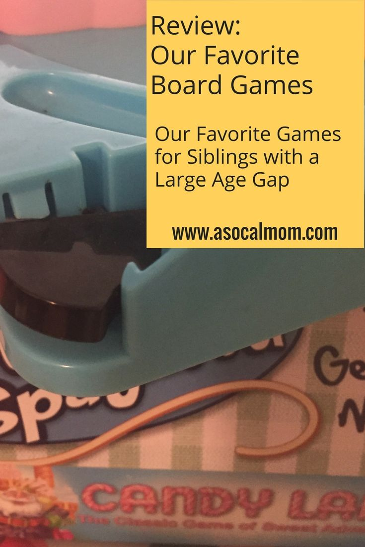 Spend quality family time together by bringing back Family Game Night. A roundup of my family's favorite board games that work for a toddler and second grader.
