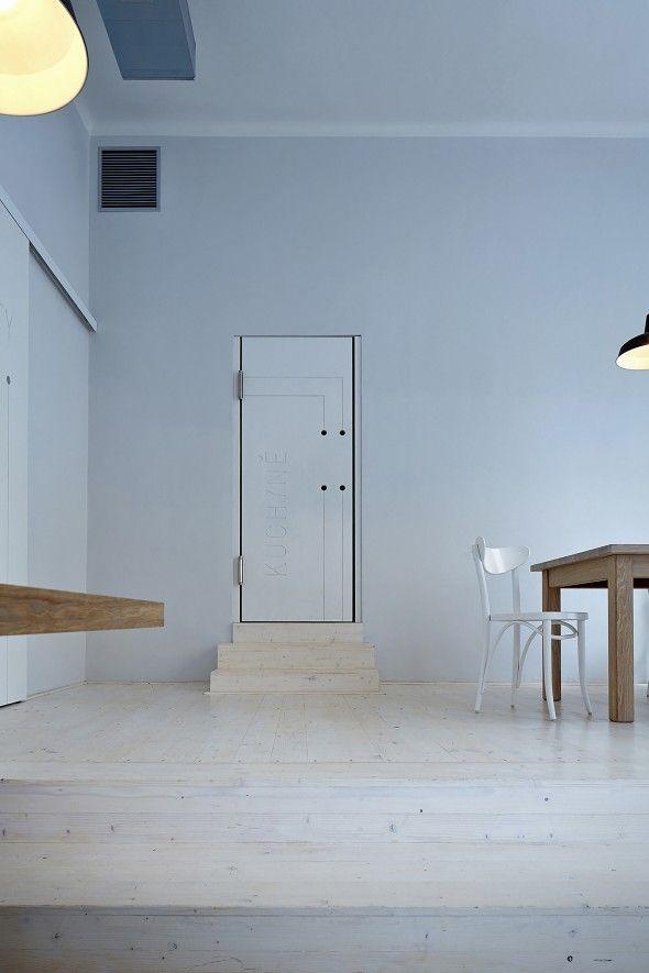 Proti Proudu Bistro / Mimosa Architekti