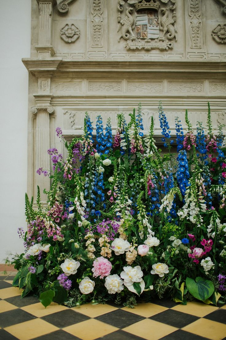 Stunning wedding held at Wrest Park, planned and styled by UK wedding planner Pudding Bridge. www.puddingbridge.co.uk Flowers by Violets and Velvet.