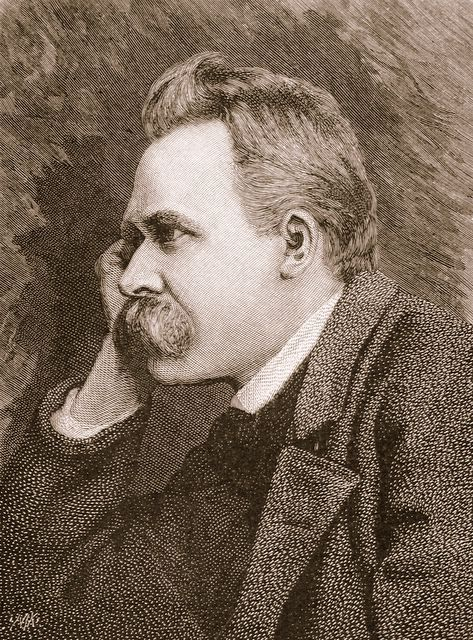 """Friedrich Nietzsche """"It is not when truth is dirty, but when it is shallow, that the lover of knowledge is reluctant to step into its waters."""""""