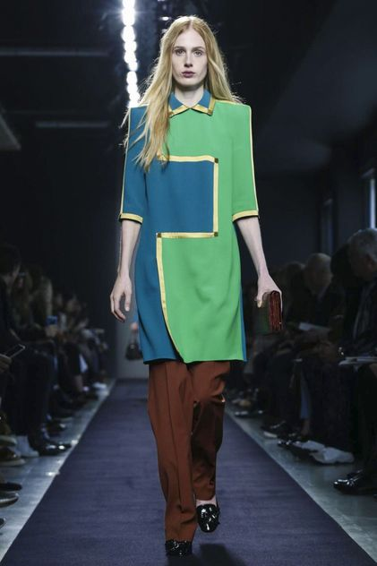 Bottega Veneta Ready To Wear Fall Winter 2015 Milan