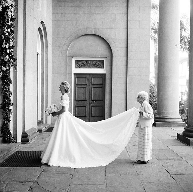 Bride Surprises Grandmother By Wearing Her Wedding Dress: 228 Best Real Weddings On Blogs Images On Pinterest