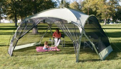 Eagle S Camp Family Gazebo Screen House Gear Pinterest
