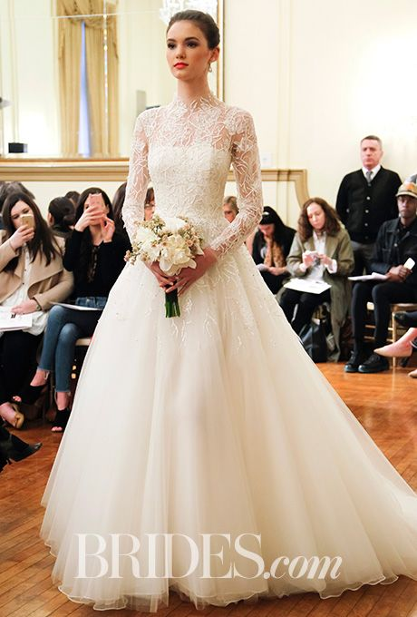 Brides: Peter Langner Wedding Dresses - Spring 2017 - Bridal Fashion Week
