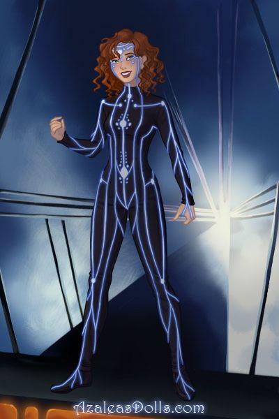 Electric Boogie by Marcia Griffiths by SaralynArati ~ Azalea's Dress Up Dolls