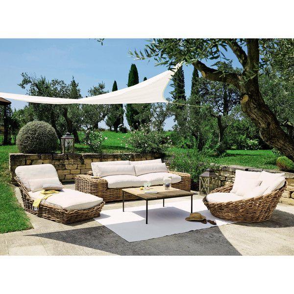 Die besten 25+ Sofa rattan Ideen auf Pinterest   Diwan-Sofa, blaue ...