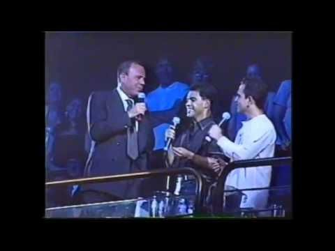 Zezé Di Camargo & Luciano com Julio Iglesias (+playlist) ' AGORA VAI ! VAMOS  NÓIS
