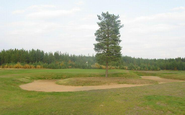 Raahentienoon Golf, Raahe Finland