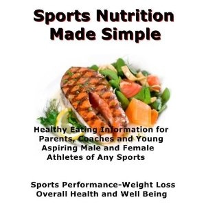 Sports Nutrition Made Simple - A Look at Healthy Eating for Young Aspiring Athletes - Performance - Weight Loss - Healthy Body (Kindle Edition)  http://www.amazon.com/dp/B005G4PQG8/?tag=hfp09-20  B005G4PQG8