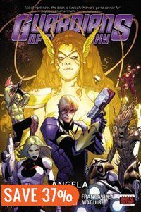 Guardians Of The Galaxy Volume 2: Angela (marvel Now) Book by Brian Michael Bendis | Hardcover | chapters.indigo.ca