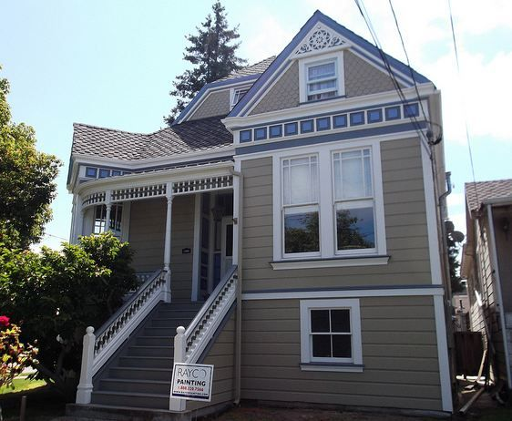 Victorian House Colors Exterior Pictures Exterior Victorian Painter In Alameda Ca Nifty