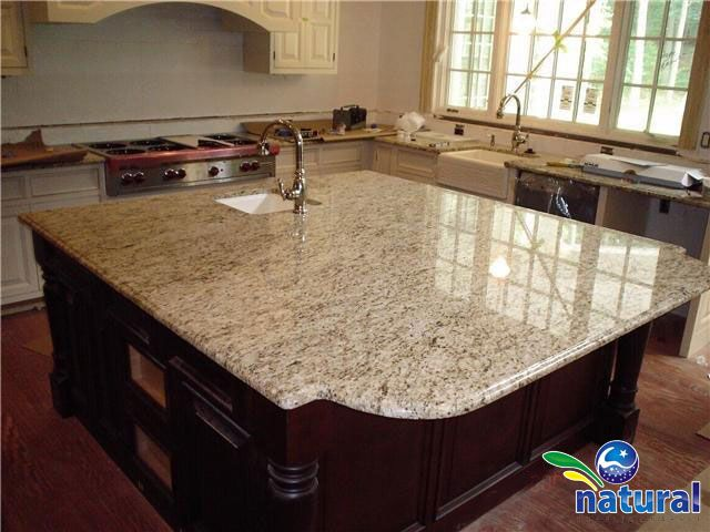 This Was Our Pick Giallo Ornamental Granite Aka Giallo