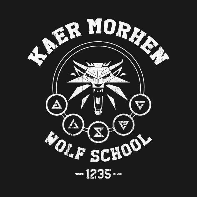Kaer Morhen Wolf School