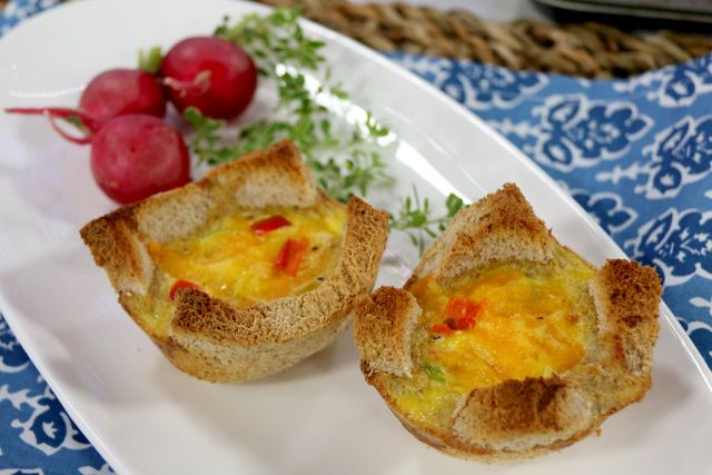 Omelette Toasties in a Muffin Tin: The Marilyn Denis Show | Understanding your Hunger Cues