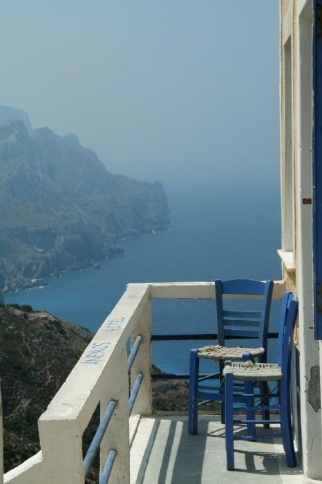 Olympos Village - Karpathos Island - Greece.