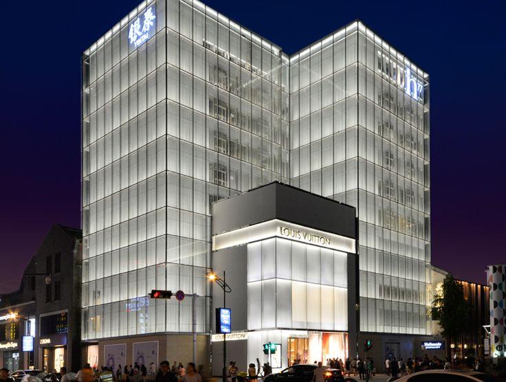 Building Exterior Lighting Design Lighting Ideas