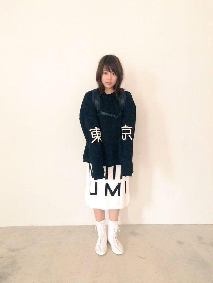 東京、いい服