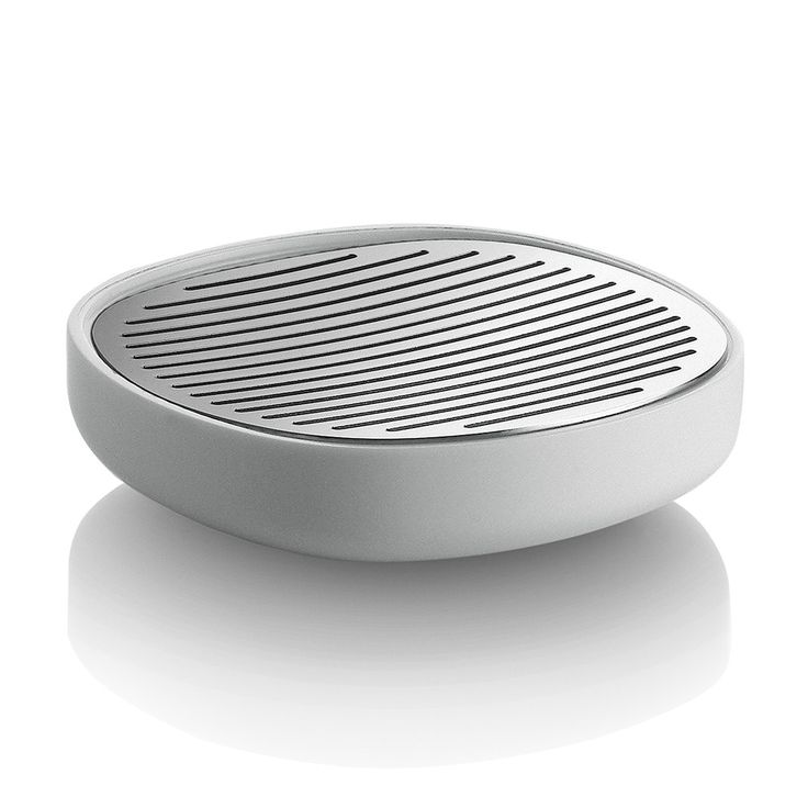 Discover the Alessi Birillo Soap Dish - White at Amara