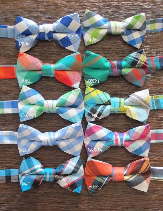 Baby Bow Ties + Toddler Bow Ties! Make your little man more stylish than ever in our unique assortment of Little Man Apparel & Accessories. We have matching Fedoras and Suspenders to complete the Outfit- Shop Now!