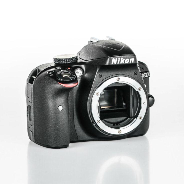Nikon D3300 twin kit with Nikon AF-P DX NIKKOR 18-55mm f/3.5-5.6G VR and 55-200mm VRII Lenses Digita