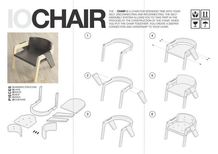 Читать или расслабиться в уютном кресле-это традиционная часть жизни. IO стул был разработан Хуан Очоа и поощряет своих пользователей, чтобы насладиться личным временем.