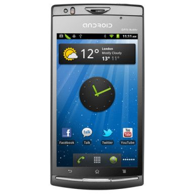 Cylon Pro Android 2.3 Phone has 4.3 Inch Multimedia Touch Screen (Dual SIM WIFI GPS)