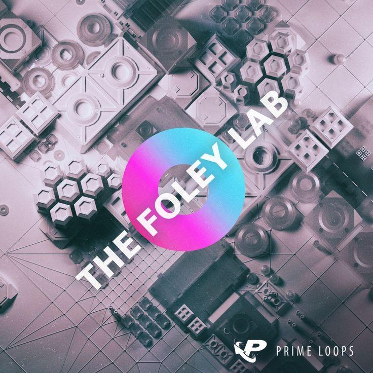 The Foley Lab Visual communication design, Drum patterns